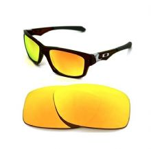 NEW POLARIZED CUSTOM FIRE RED LENS FOR OAKLEY JUPITER SQUARED SUNGLASSES